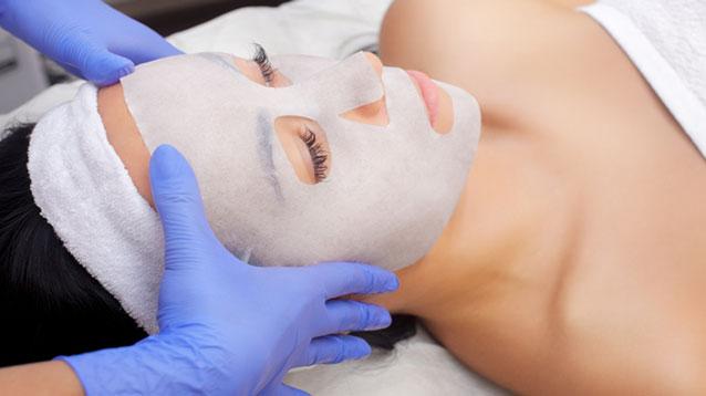 Kosmetik Behandlungen Schritte