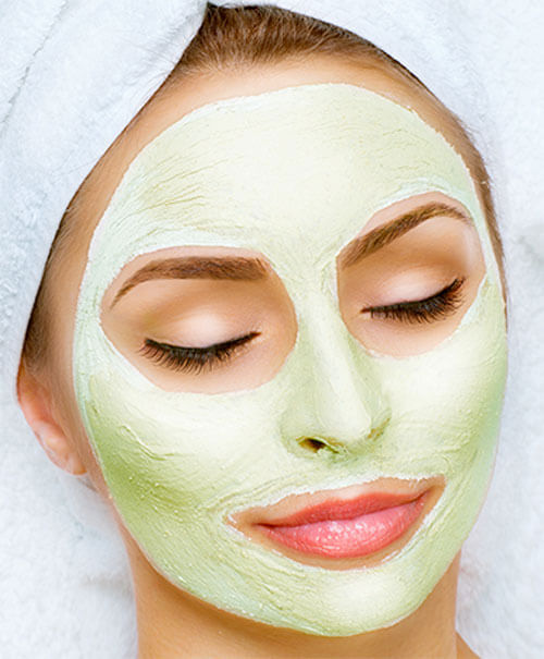 Green Peel Maske in Frankfurt