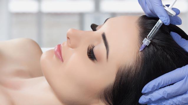 PRP-Haarwachstumstherapie