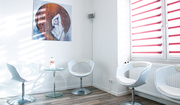 Schönheitszentrum Frankfurt Behandlungsräume